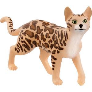 Schleich Farm World 13918 Bengal Katze