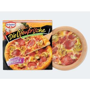 Pizza Ofenfrisch Holz 10cm - 0905.7