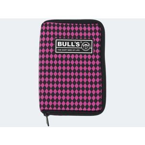 Dartcase Etui pink/schwarz - 66328