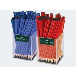 Bleistift Grip 2001 HB rot/blau sort - 117065
