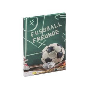 Freundebuch Fussball 145x220 60 Seiten - 20352-15
