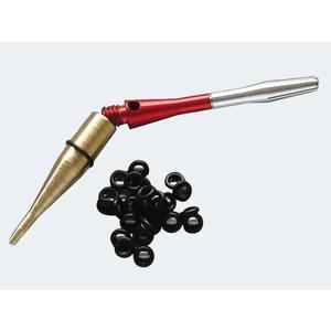 Bulls Schaft Lock System 24 Ringe mit Werkzeug - 57301