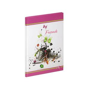 Freundebuch Chucks 145x220 60 Seiten - 20326-15