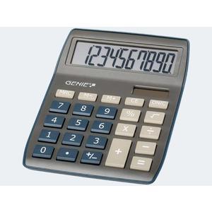 Tischrechner 840DR dunkelblau 10-stellig - 12642