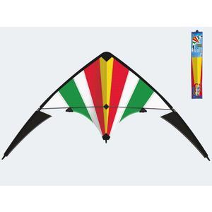 Sport-Lenkdrachen 100x56cm Delta Lucky Loop - 1082