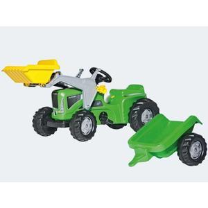 Rolly Kiddy Futura grün mit Lader und Anhänger - 63 003 5