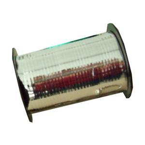 Ringelband metallic 5mmx400m silber Mexico - 2855-631
