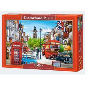 Puzzle 1000T London - 4438103140