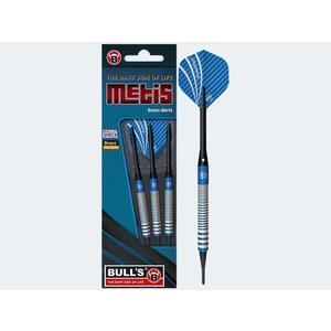 3 Softpfeile 16gr Metis blau - 16336