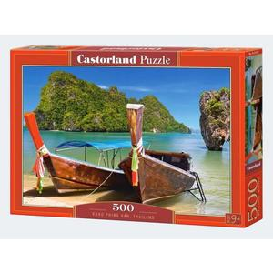 Puzzle 500T Khao Phing Kan Thailand Castorland - 4438053551
