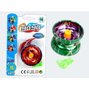 Metall-Yo-Yo 4-f sortiert - 13441