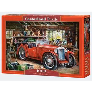 Puzzle 1000T Vintage Garage - 4438104574