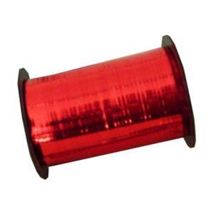 Ringelband metallic 5mmx400mm rot Mexiko - 2855-609