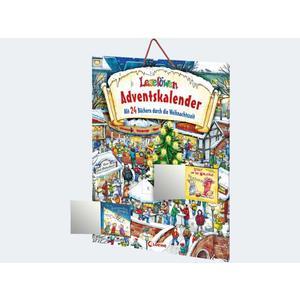 Leselöwen-Adventskalender - 7398-3