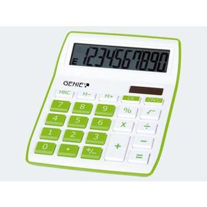 Tischrechner 840G grün 10-stellig - 12266