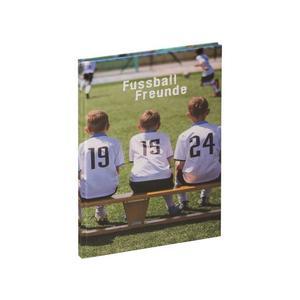 Freundebuch 11 Freunde 145x220 60 Seiten - 20353-15