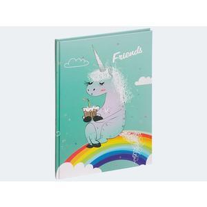 Freundebuch Einhorn 145x220 60 Seiten - 20358-15