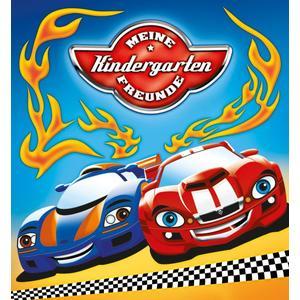 Loewe Meine Kindergarten-Freunde (Autos/blau) - 7207