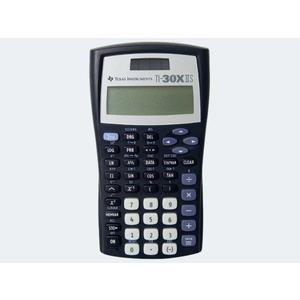 Rechner TI-30 X II S - 83-TI30XIIS