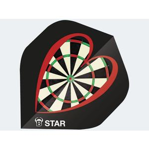 3 Ersatzflügel B-Star Dart standard - 51806
