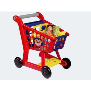 Einkaufswagen 41cm gefüllt - 45059