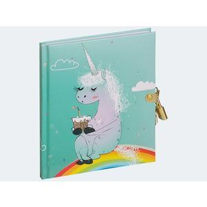 Tagebuch Einhorn 128 Seiten - 20249-15