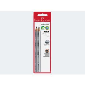 2 Bleistifte Jumbo Grip Blk - 111997