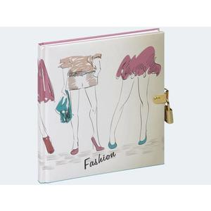 Tagebuch Fashion Friends 128 Seiten - 20244-15