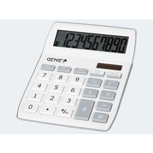Tischrechner 840S silber 10-stellig - 12262