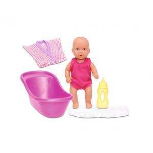 Mini New Born Baby 12cm Baby Set mit Zubehör - 105033218