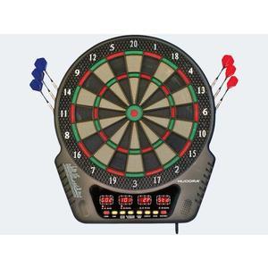 Elektronik Dartboard LED 27 Spiele 16 Spieler - 77034