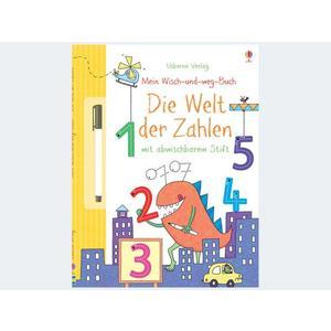 Wisch-und-weg: Welt d. Zahlen - 78232-502