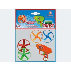 Mini Twist Propeller Spiel 6,5cm 4 Rotoren - 1693