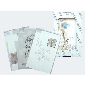 30 Trauer Karte sortiert - 81-Sue-0300