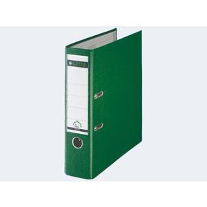 Ordner A4/80 1010 grün Plastik - 10105055