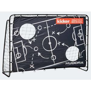 Fussballtor Kicker mit Torwand 213x152x76cm - 76928/00