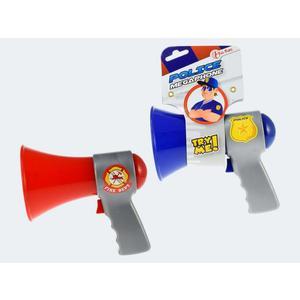 Feuerwehr/Polizei Megaphon 2-fach - 14831