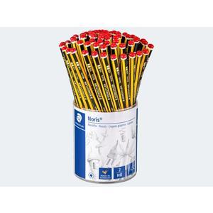 Bleistift Noris HB 72St im Köcher - 120-2KP72