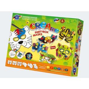 Klecksi CREAme Partybox Masken - 634 7003