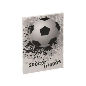 Freundebuch Fußball 145x220 60 Seiten - 20350-15