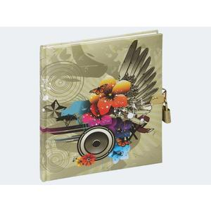 Tagebuch Beatbox 128 Seiten - 20243-15