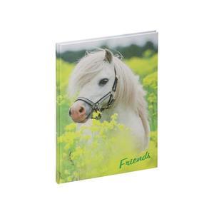 Freundebuch Kleine Pony 145x220 60 Seiten - 20346-15
