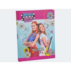 Maggie & Bianca Tagebuch Licht & Sound 66 Seiten - 109270021