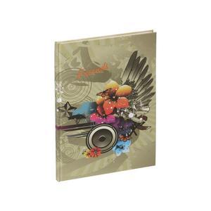 Freundebuch Beatbox 145x220 60 Seiten - 20348-15