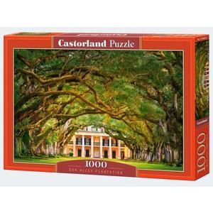 Puzzle 1000T Allee mit Eichen Castorland - 4438104383