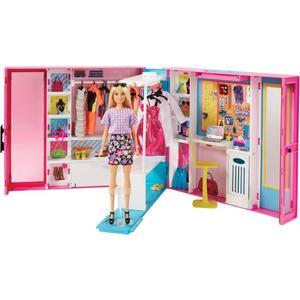 Mattel GBK10 Barbie Traum Kleiderschrank