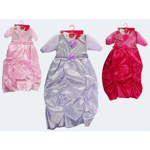 Prinzessinnen-Kleid 3f 3-6 Jahre - SK54586