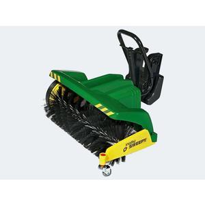 Rolly Trac Sweeper Kehrmaschine mit Bürstenwalze - 40 988 4