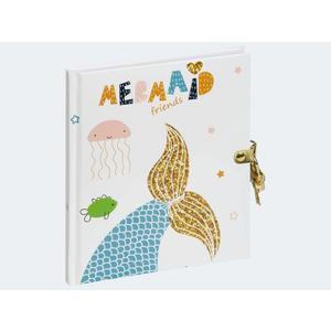 Tagebuch Mermaid 128 Seiten - 20248-15