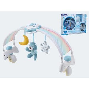 Chicco 2in1 Spielbogen blau mit Licht und Melodien - 00010473200000
